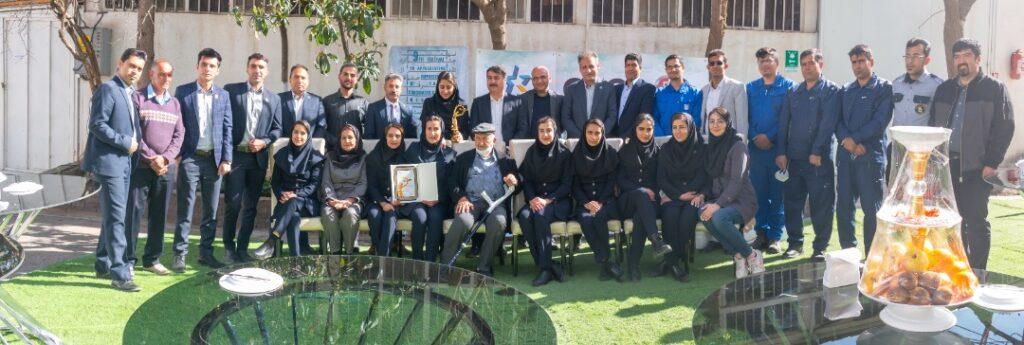 گروه تولیدی و بازرگانی گرام در شیراز