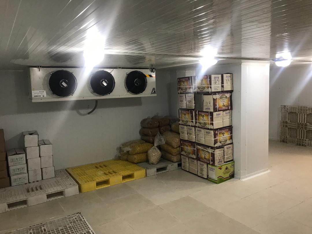 انواع سردخانه در شیراز