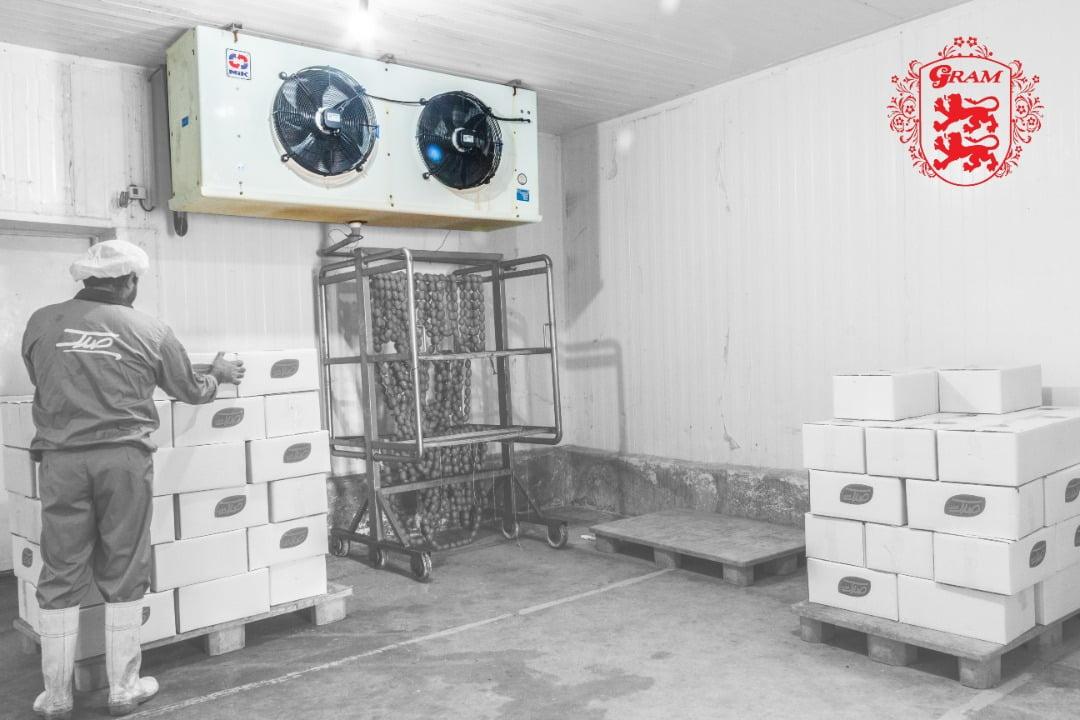 انواع سردخانه در شیراز-مجری بازرگانی گرام