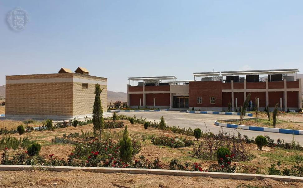 ساخت سردخانه آرامستان