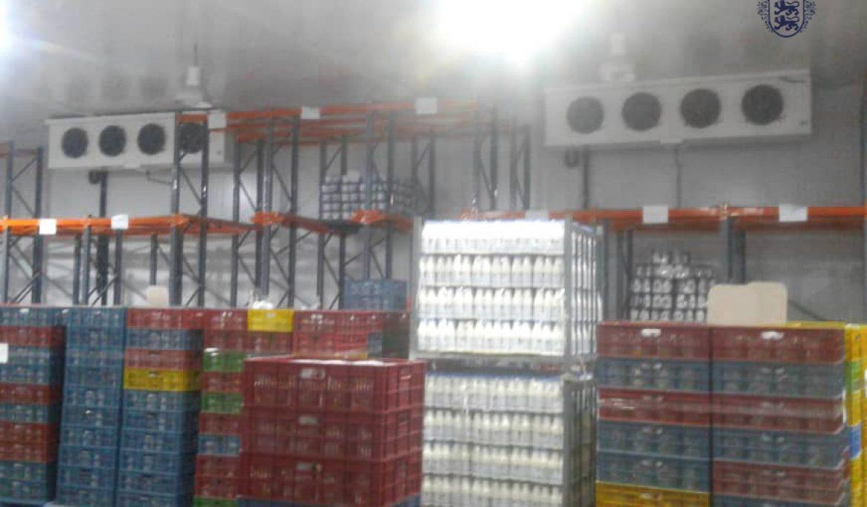 استانداردهای ساخت سردخانه بالا صفر لبنیاتی