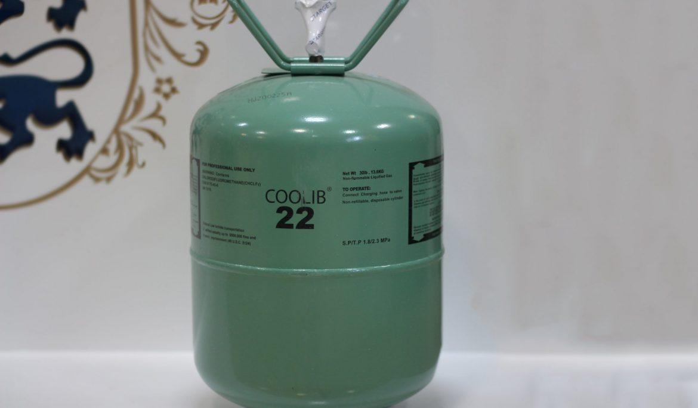 کاربرد گاز R22