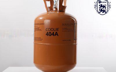 گاز R404